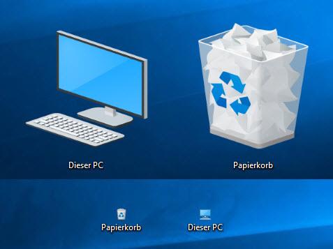 kleiner desktop pc